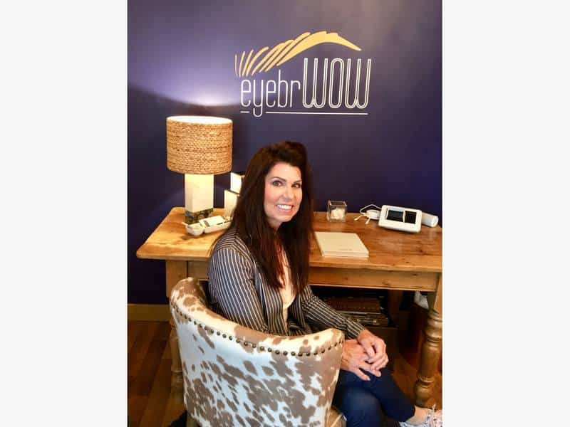 Cindy Kircher - Eyebrwow microblading founder