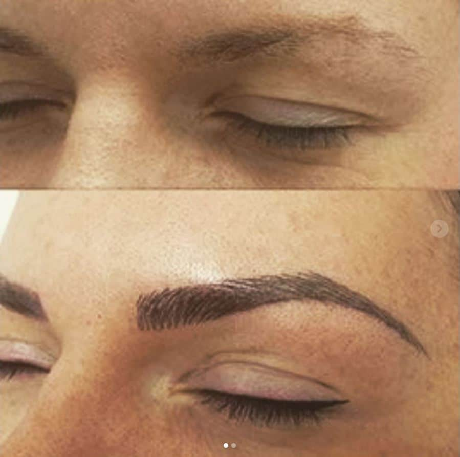 Microblading Aftercare | Healing Permanent Makeup or 3D Brows